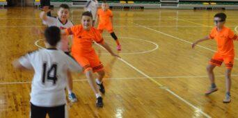Międzyszkolne Zawody Szkół Podstawowych w Mini - Koszykówkę