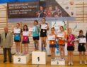 Anna Brzyska podwójną mistrzynią Polski w tenisie stołowym!