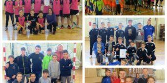 Igrzyska Młodzieży Szkolnej - mini-piłka ręczna chłopców
