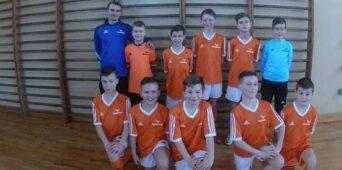 XIX Halowy Turniej Piłki Nożnej Szkół Podstawowych