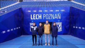 Uczniowie SMS-u Jarosław na testach w Poznaniu