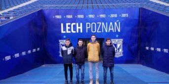 Uczniowie SMS Jarosław na testach w Poznaniu