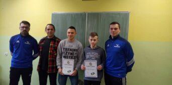 Sukces uczniów SMS Jarosław w Międzyszkolnym Konkursie z Języka Angielskiego