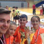 Tenisiści z jarosławskiej szkoły najlepsi w Polsce