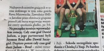UCZNIOWIE NA MEDAL!