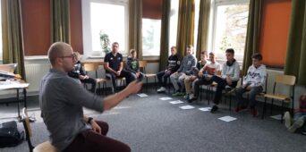 Trening mentalny ,, Koncentracja - warsztaty dla zawodników