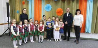 Konkurs Kolęd i Pastorałek dla przedszkolaków