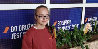 Sukces Anny Brzyskiej w IX Ogólnopolskim Konkursie Ekologicznym