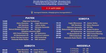 Zbliżają się Mistrzostwa Polski do lat 16 w futsalu