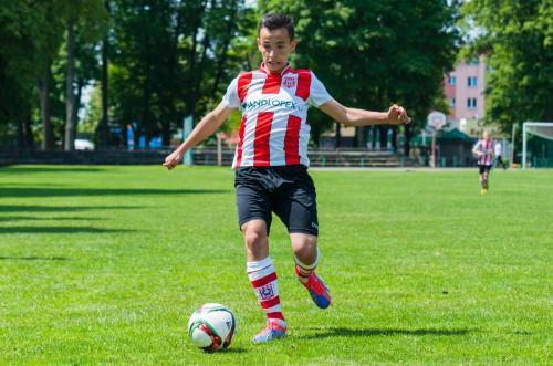 Mecz piłki nożnej SMS Jarosław - SMS Resovia Rzeszów