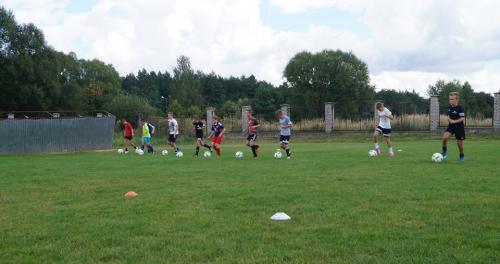 Letni obóz Szkoły Podstawowej Mistrzostwa Sportowego (Krasnobród 2016)