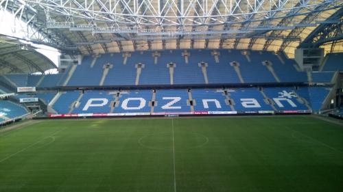 Piłkarze SMS Jarosław na testach w Poznaniu